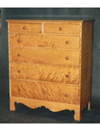 Ohio Five Drawer Chest